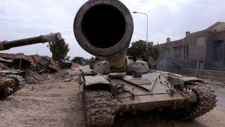 Сирийските кюрди не се оттеглят от база Миниг, както искаше Анкара