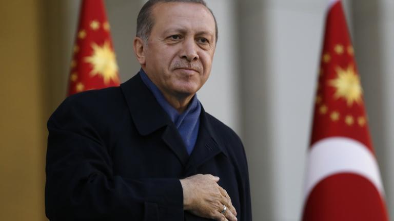 Администрацията на Обама лъжеше Турция за терористичните групи, вярва Ердоган