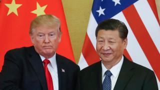 Тръмп не бърза за търговската сделка с Китай