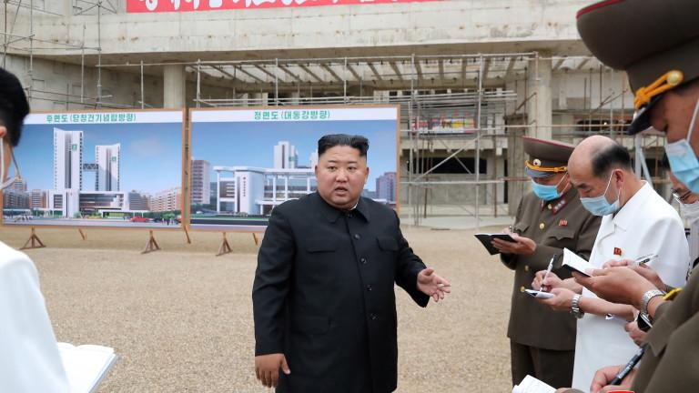 COVID-19: Северна Корея постави под пълна блокада пограничния град Кесон