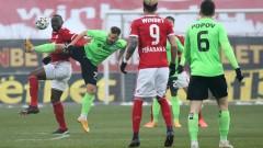 Чужденец изигра последния си мач за ЦСКА