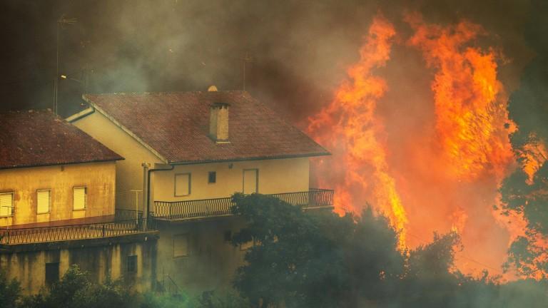 Най-малко 8 души загинаха, а 30 бяха ранени при пожар