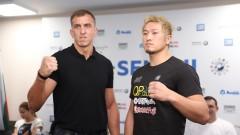 Тежки битки и екшън на ринга обещаха бойците, които ще се изправят на арената на SENSHI