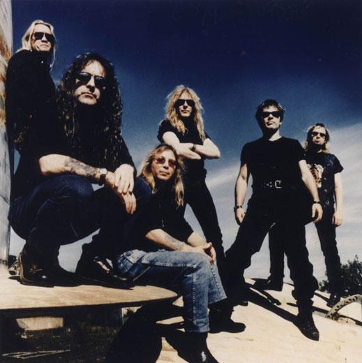 Iron Maiden записват нов материал