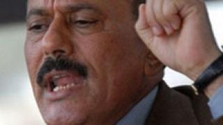 Йеменските ВВС бомбардираха опозиционери