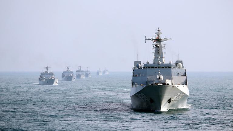 Китай бесен: Американски разрушител влезе във водите ни