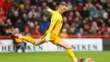 Хендерсън поставил условие на Манчестър Юнайтед