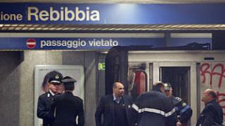 Откриха бомба в римското метро