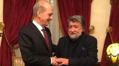 Турски министър хвали Рашидов за антична Сердика
