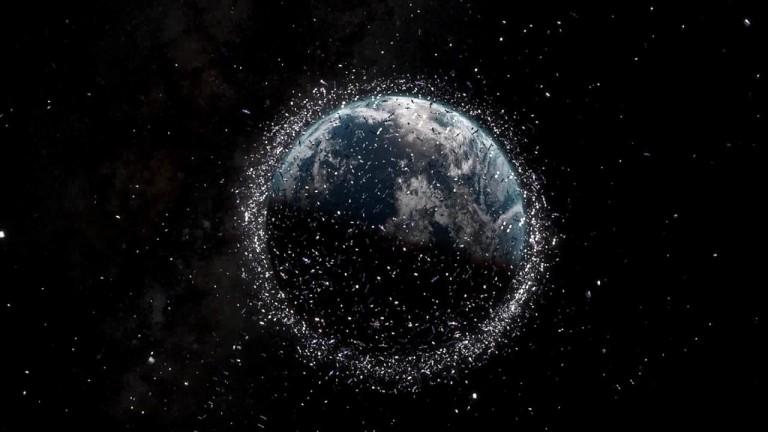 Космическите отломки се превръщат в огромен проблем. Тяхното натрупване в