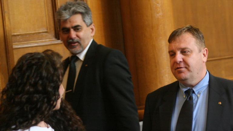 ВМРО видяха в действията на Марешки ПР акция