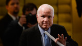Маккейн към Ирак: Не воювайте с кюрдите
