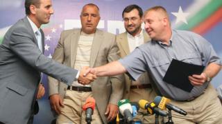 """ГЕРБ и ВМРО заедно """"в битката"""" за Пловдив"""