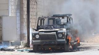 Най-малко 100 загинали при самоубийствено нападение в Сирия