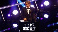 Лука Модрич е новият №1 в света!