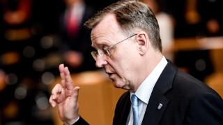 Бодо Рамелов е избран за премиер на Тюрингия