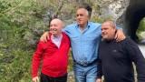 """Борисов предизборно """"инспектира"""" пътища в Родопите с джипа"""