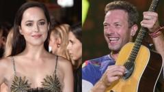 Има ли любовен триъгълник между Крис Мартин, Дакота Джонсън и Дуа Липа