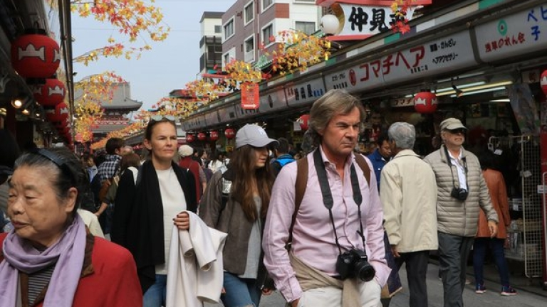 Япония пита чужденците в страната за срещите им с расизма