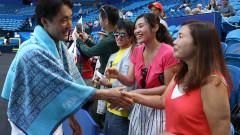 Япония и Хърватия с втори победи за ATP Cup