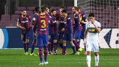 Барселона разби Елче и излезе трети в Ла Лига