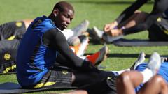 СМС изхвърля Погба от Юнайтед?
