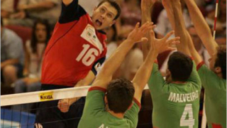 Чиста победа за волейболистите ни в Загреб