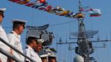 Велизар Шаламанов: Най-важно е развитието и модернизацията на ВМС
