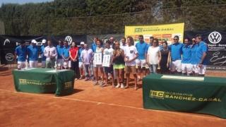 14-годишна българка смая специалистите на тенис турнир в Барселона