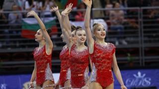Отлагат Световната купа по художествена гимнастика в София