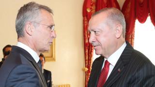"""Столтенберг потвърди - влезеш ли в НАТО, оставаш, Турция е """"важен съюзник"""""""