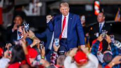 Тръмп: Исус Христос е по-популярен от мен