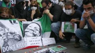 Агент на ЦРУ арестуваха в Иран