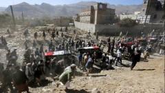 68 избити цивилни в Йемен за ден от самолети на Саудитска Арабия