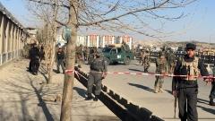 Най-малко 24 загинали при две бомбени експлозии в Кабул