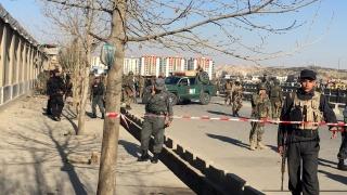 Взрив в Кабул уби двама