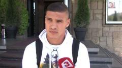 Кирил Десподов: Не е имало вариант да се върна в ЦСКА, искаха ме от Холандия, Франция и Турция