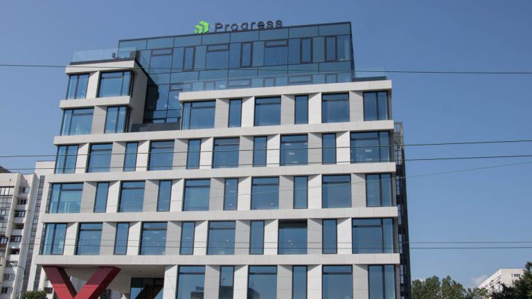 Софтуерната компания Progress мести офиса си в София