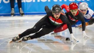 Три титли за Корея и зрелищни падания в първите финали на световното по шорттрек