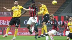 Милан с нова грешна стъпка в борбата за титлата