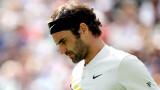 Роджър Федерер разкри: Три месеца играх с контузия на дясната ръка