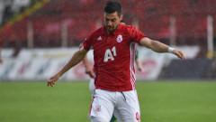 Томи Юрич получава нов и последен шанс в ЦСКА