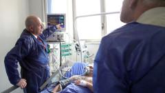 Пострадалият в катастрофата с хеликоптер в стабилно състояние