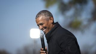 Какво си пее Барак Обама под душа