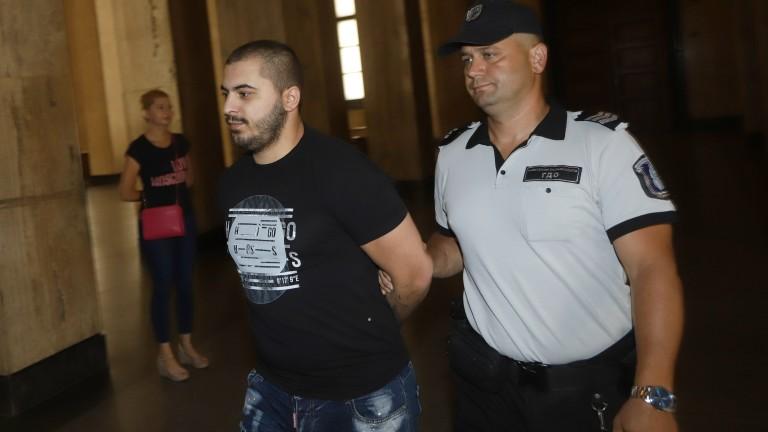 Оставиха в ареста Пол Боевски, съобщава БГНЕС. Състав на Софийския