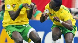 Отборът на Того се върна в родината си