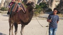 Галена качи любимите си мъже на камила