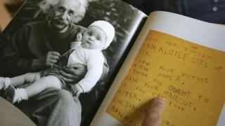 Великият Алберт Айнщайн се оказа расист