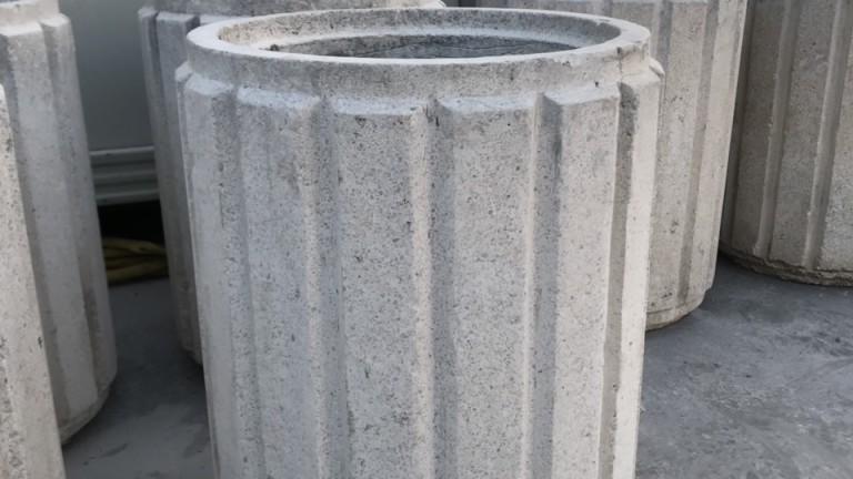 Временни кофи за боклук слагат на Графа