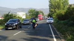 Кола на НСО катастрофира край Хитрино?